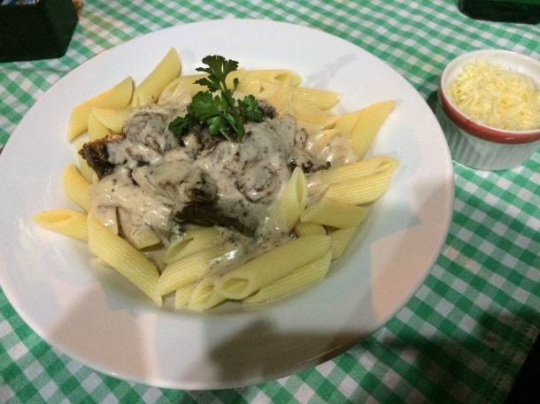 blog-vem-comigo-viagens-e-gastronomia-chapada-dos-guimarães-restaurante-pomodori-trattoria-massa-penne-ao-molho-funghi-foto-luiza-menezes